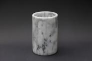 Weinkühler Marmor Weiss